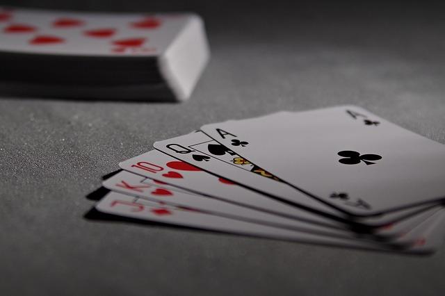 Jeu, carte poker